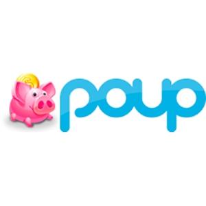 Logo da empresa Poup