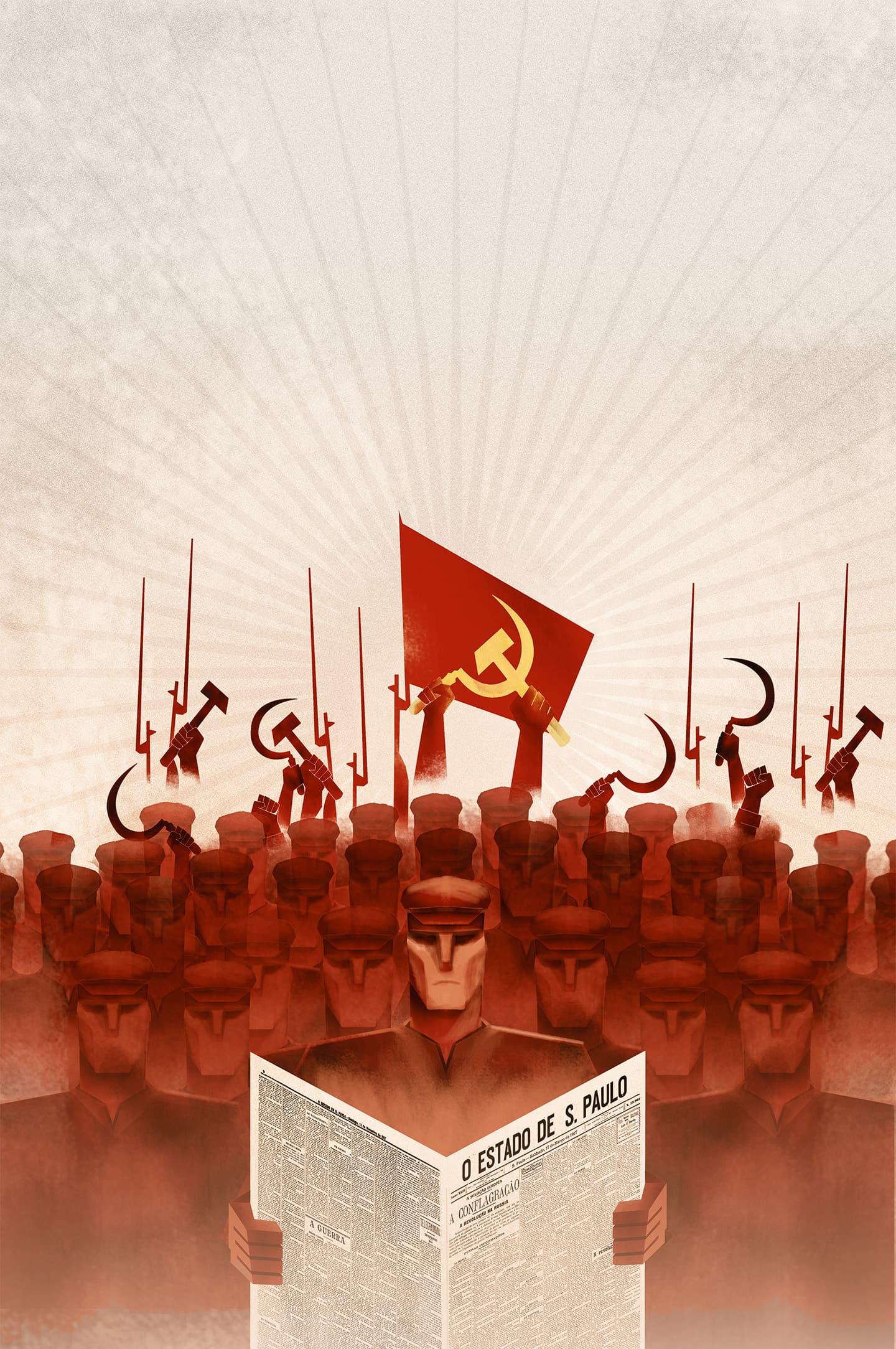 e956976f8 100 Anos da Revolução Russa – Estadão