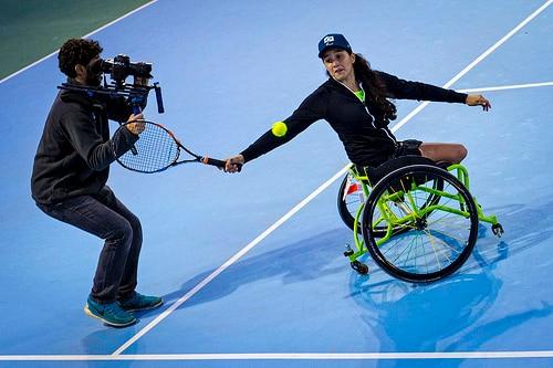 2381cf203 Brasil busca se manter como uma potência paralímpica - Esportes ...