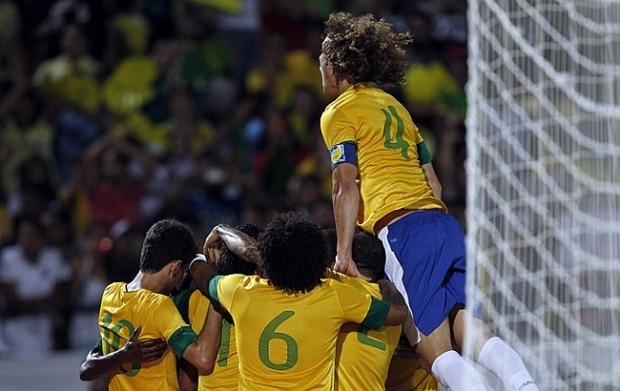Brasil aplica goleada impiedosa de 8 a 0 na China no Recife - Esportes - Estadão