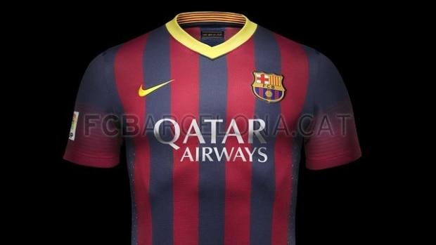 Barcelona exibe novo uniforme e homenageia Catalunha - Esportes ... 749c5e971266c